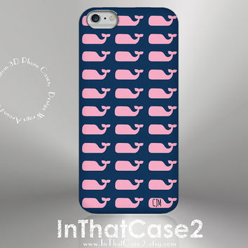 1173///iPhone 6 Case iPhone 6 Plus Case iPhone 5 Case iPhone 5s Case Samsung Galaxy S5 Galaxy S6 Custom Monogram Phone Case