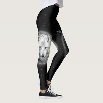 Wolf Moon Leggings