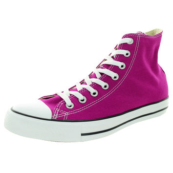 Converse Unisex Chuck Taylor Hi Pink Sapphir Basketball Shoe | Overstock.com Shopping - The Best Deals on Sneakers