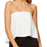 Charlotte Strapless Top