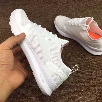 AUGUAU Reebok Zoku Runner Ultk Htrd Breathable Running Shoes White