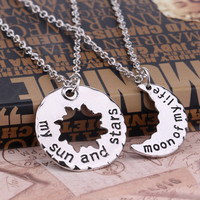 Stylish Gift New Arrival Jewelry Shiny Game Of Thrones Necklace [10232196551]