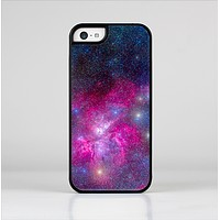 The Pink & Blue Galaxy Skin-Sert Case for the Apple iPhone 5c