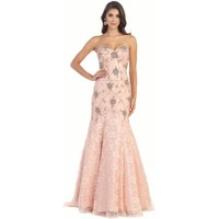 ON SALE ! SWEETHEART PROM DRESS - Walmart.com