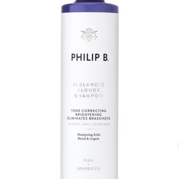 SPACE.NK.apothecary PHILIP B® Icelandic Blonde Shampoo | Nordstrom