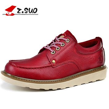 Genuine Leather Men's Casual Shoes NEW Spring Fashion Men Flats Shoes For Man, Men Loafer Shoes Autumn Moccasins