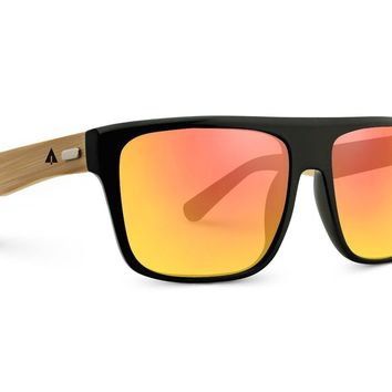Wooden Sunglasses // Carlton 45