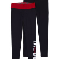 The Ohio State University Ultimate Reversible Legging - PINK - Victoria's Secret