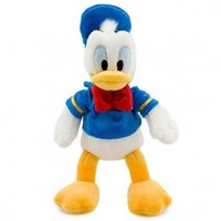 "Disney 8"" Donald Duck Plush"