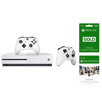 Xbox One S 500GB Bundle with 3-month Xbox