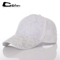 2016 Women Baseball Cap Summer Autumn Snapback Caps Sun Hat For Women Hip Hop Leisure Breathable Cap Gorras Planas Bone