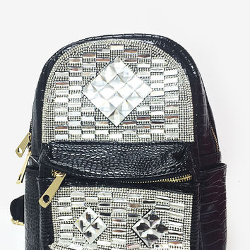 All Shine Hype Backpack - Black