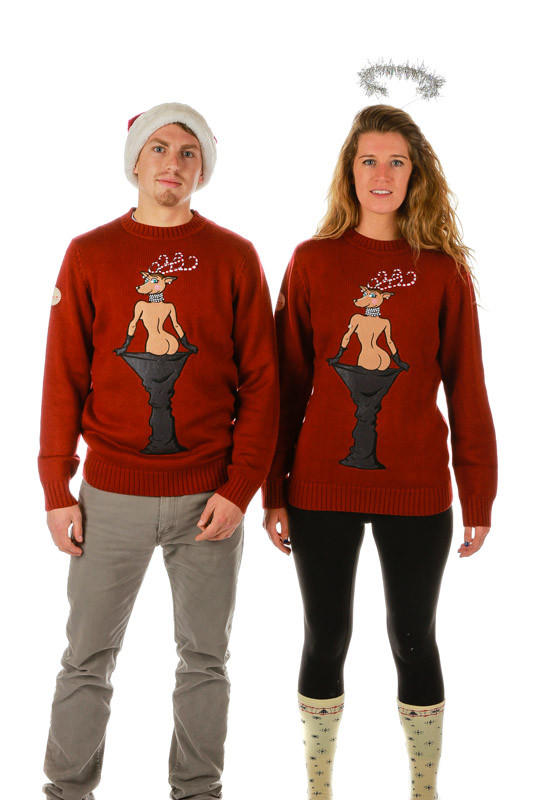 ray j and kim k ugly christmas sweater