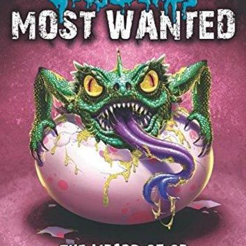 Lizard of Oz Goosebumps: Most Wanted DGS