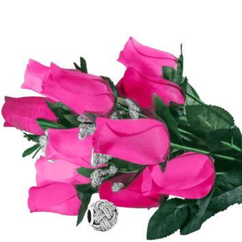 Pink Bouquet | Charm Roses®