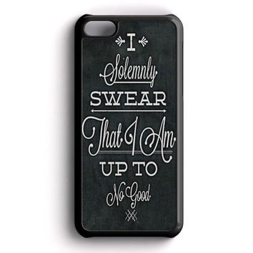 Harry Potter Old Books iPhone 5C Case