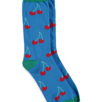 Cherry Crew Socks | 21 MEN - 2000095825