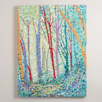 """Magical Forest"" by Alan Hopfensperger - World Market"