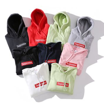 SUPREME HOODIES SWEATSHIRTS