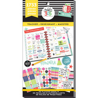 Create 365™ The Happy Planner™ Teacher Value Pack Stickers