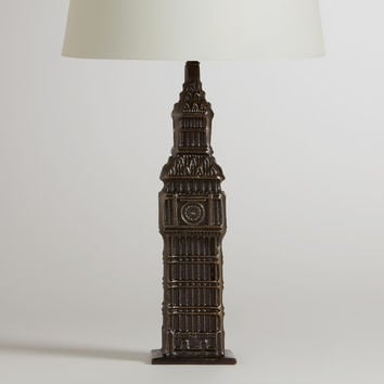 Big Ben Accent Lamp Base