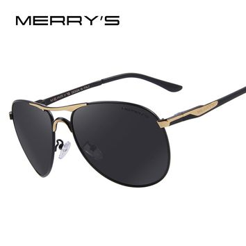Men's Aluminum Polarized Sunglasses