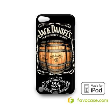JACK DANIEL'S Tennessee whiskey  iPod Touch 4 5 6 Case