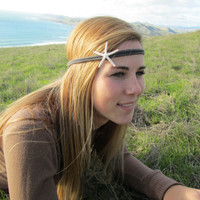 Starfish Hippie Headband