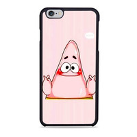 spongebob and patrick best friend 2 cartoon couple Iphone 6 Case