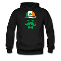 i love ireland irish shamrock St. Patrick's Day hoodie sweatshirt tshirt