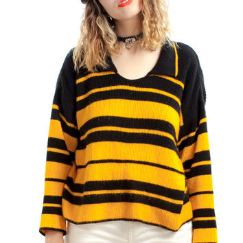 Vintage 80's Bee Cool Sweater - One Size Fits Many