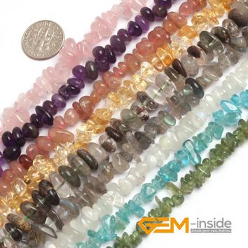 Natural Stone Beads For Jewelry Making