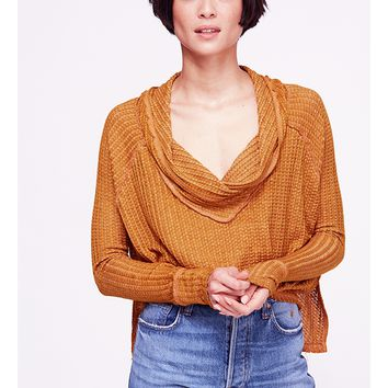 Wildcat Thermal - Cedar by Free People