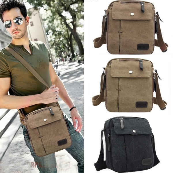 686c9808b4 New Men s Vintage Canvas Multifunction from Bling Bling Deals