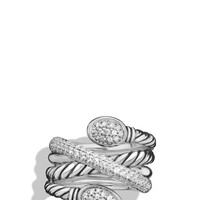 Women's David Yurman 'Renaissance' Ring with Diamonds