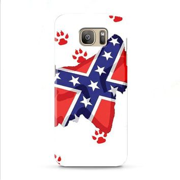 Fox Racing confederate Samsung Galaxy J7 2015 | J7 2016 | J7 2017 case