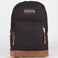 Jansport Right Pack Backpack Black One Size For Men 19449110001