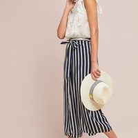 Faithfull Sand Island Wrap Wide-Leg Pants