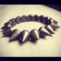 Instafashion — InstaFashion Bracelet Spike 1 (Bronze)