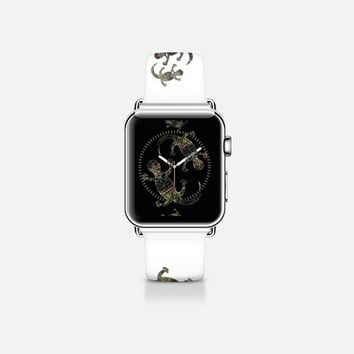 ethnic salamanders Apple Watch Band (38mm)  by VanessaGF   Casetify