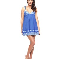 Eyelet Babydoll Nightie by Juicy Couture