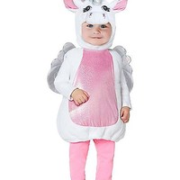 Baby Unicorn Belly Costume - Spirithalloween.com