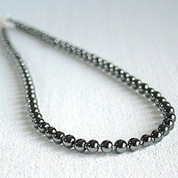 Wild Ivy Design | Hematite necklace, choose your length ! | Online Store Powered by Storenvy