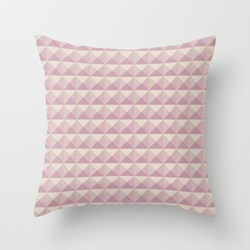 Orchid Throw Pillow by Xiari