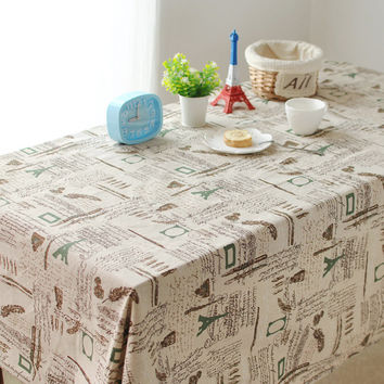 Home Decor Tablecloths [6283625030]