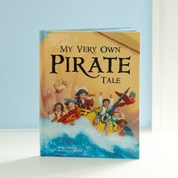 My Very Own Pirate Tale Personalized Book