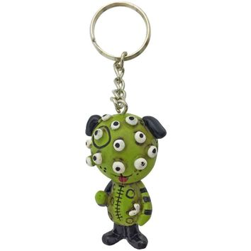Boogily Collection - Zuggs Head Key Chain