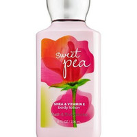 Bath & Body Works Sweet Pea Body Lotion Signature Collection 8 oz