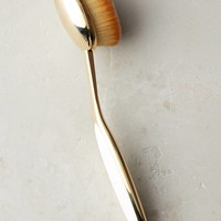 Artis Gold-Plated Oval 7 Brush