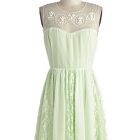 Honeydew Unto Others Dress | Mod Retro Vintage Dresses | ModCloth.com